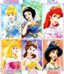 Disney Princess free desktop
