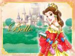 Princess Belle disney princess