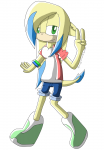 lucy new style sonic x