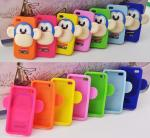 monkey soft silicone phone case