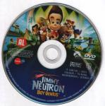 the adventures of jimmy neutron boy genius dvd
