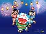 doraemon festival wallpaper