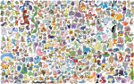 EVERY SINGLE POKEMON