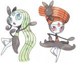 Meloetta pokemon