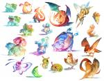 color pokemon