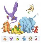 pokemon fusions cover