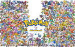 pokemon together pokemon wallpaper dektop background