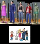 american dad animations of characters