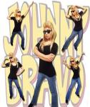 johnny bravo girl Version