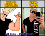 real johnny bravo is found