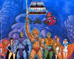 he man and the masters cover