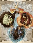 Avatar The Last Airbender cover