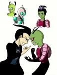 Anime fied Invader Zim