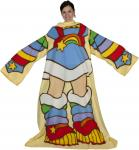 Rainbow Brite large costume