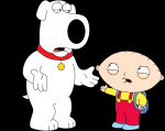 brian griffin and stewie griffin