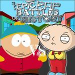 Eric Cartman vs Stewie Griffin