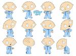 Stewie griffin all cover