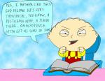 Stewie Griffin on GOD