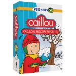 caillou holiday favorites