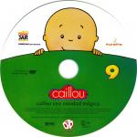 Caillou Magic DVD