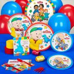 Caillou party
