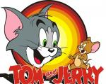 cover Tom and Jerry